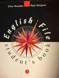 ENGLISH FILE 1. STUDENT S BOOK - OXENDE CLIVE
