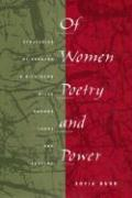 Of Women, Poetry, and Power: Strategies of Address in Dickinson, Miles, Brooks, Lorde, and Angelou
