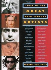 Lives of the Great 20th Century Artists