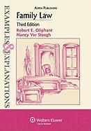 Family Law - Oliphant, Robert E.; Ver Steegh, Nancy