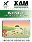 West-E Special Education 0353 Teacher Certification Test Prep Study Guide