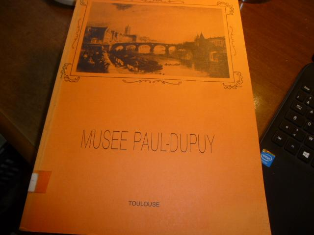LE MUSEE PAUL-DUPUY - Jeanne C. GUILLEVIC