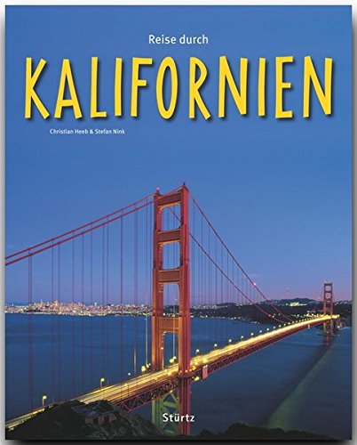 Reise durch Kalifornien - Imported by Yulo inc.