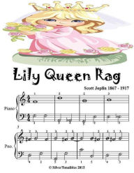 Lily Queen Rag - Easiest Piano Sheet Music Junior Edition - Silver Tonalities