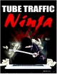 Tube Traffic Ninja - BookLover
