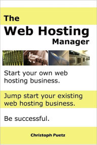 The Web Hosting Manager - Mr. Christoph Puetz