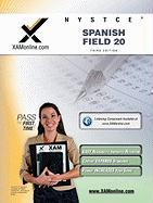 Cst Spanish Field 20 Teacher Certification Test Prep Study Guide