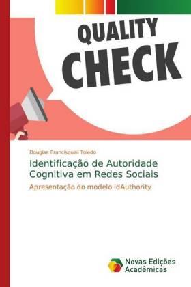 Identificação de Autoridade Cognitiva em Redes Sociais - Apresentação do modelo idAuthority