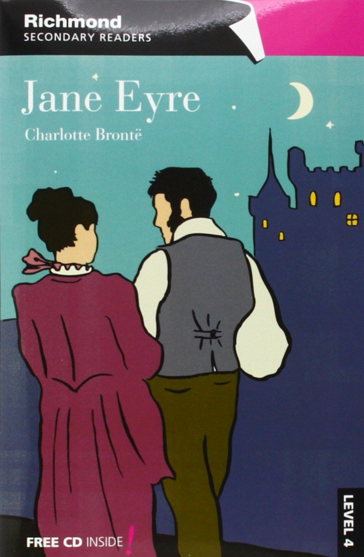 Jane eyre level 4 richmond secondary readers - Varios autores