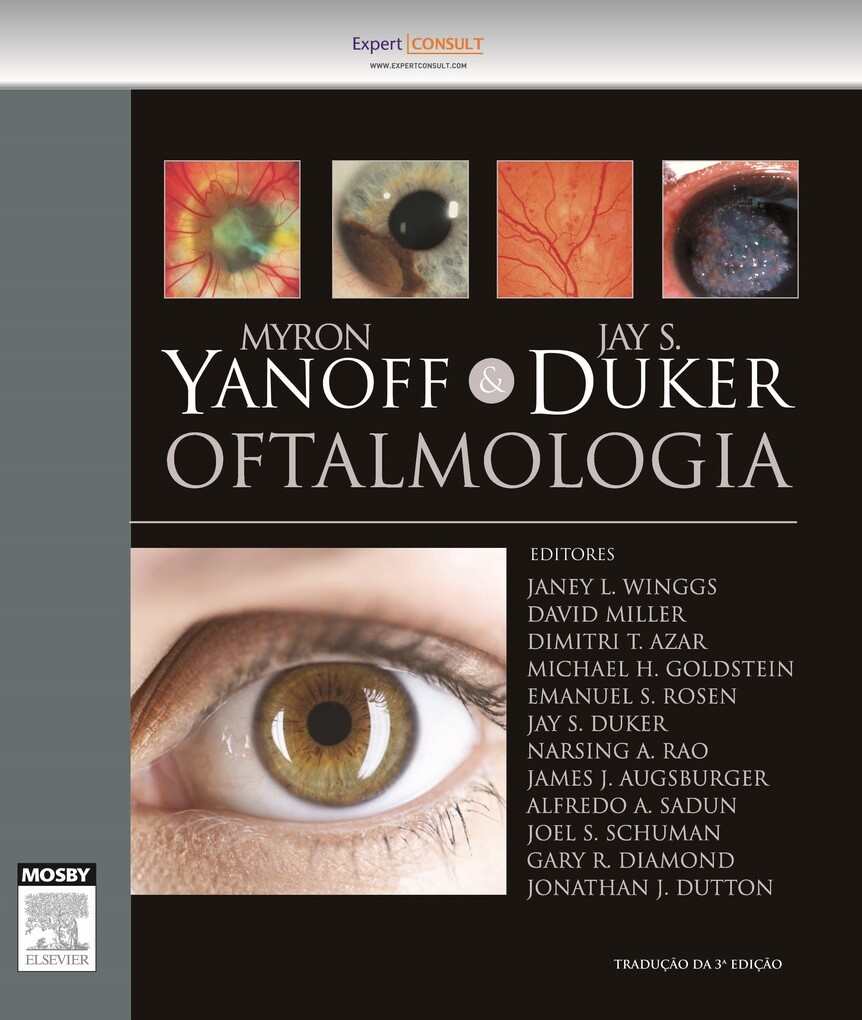 Oftalmologia als eBook von Myron Yanoff,, Jay S. DUKER - Elsevier Health Sciences