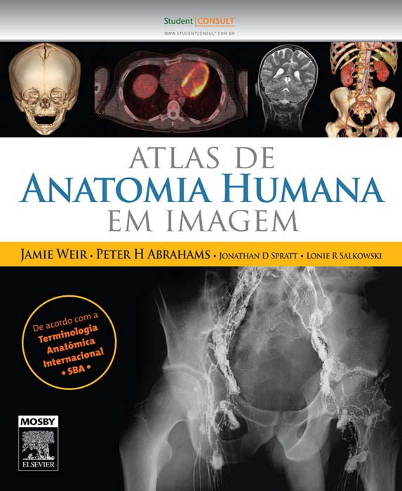 Atlas de Anatomia Humana em Imagens als eBook von James Weir - Elsevier Health Sciences