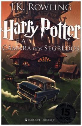 Harry Potter, portugiesische Ausgabe: Harry Potter e a Camara dos Segredos - Rowling, Joanne K.