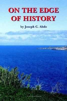 On the Edge of History - Abdo, Joseph C.
