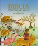 Biblia Opowiadania na kazdy dzien - Joslin, Mary