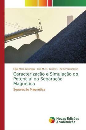 Caracterização e Simulação do Potencial da Separação Magnética - Separação Magnética - Gonzaga, Ligia Mara / M. Tavares, Luís M. / Neumann, Reiner